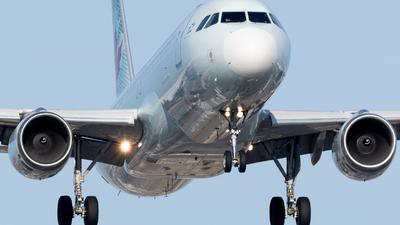 C-FDSN - Airbus A320-211 - Air Canada