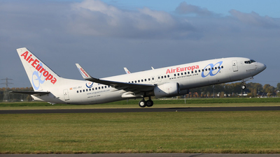A picture of ECJBJ - Boeing 73785P - [33972] - © Photographer757