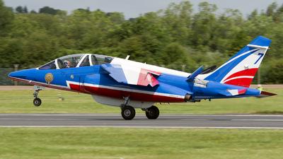 E46 - Dassault-Breguet-Dornier Alpha Jet E - France - Air Force