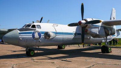 27 - Antonov An-26 - Russia - Air Force