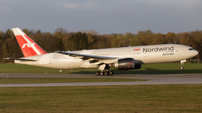 A picture of VPBJJ - Boeing 7772Q8(ER) - Nordwind Airlines - © RobertLN