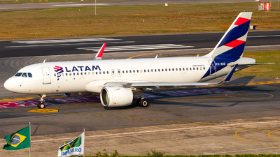PR-XBE  - Airbus A320-273N - LATAM Airlines
