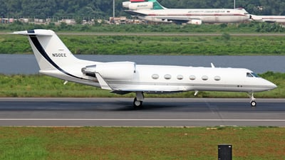 N50EE - Gulfstream G400 - Private