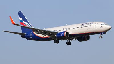 A picture of VPBCF - Boeing 7378LJ - Aeroflot - © Vitaly Revyakin