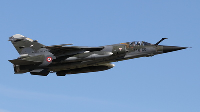 642 - Dassault Mirage F1CR - France - Air Force