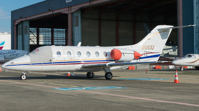 N515TJ - Raytheon Hawker 400XP - Private