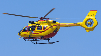 A picture of ITDUE - Airbus Helicopters EC145 T2 - [20006] - © Davide Mascheroni