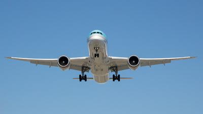 HL7207 - Boeing 787-9 Dreamliner - Korean Air