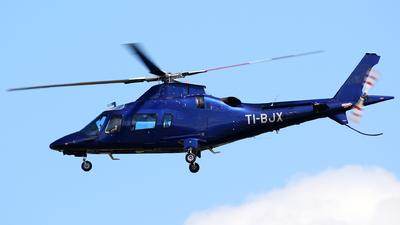 TI-BJX - Agusta-Westland AW-109E Power Elite - Private