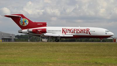 N727VJ - Boeing 727-44 - Kingfisher Airlines