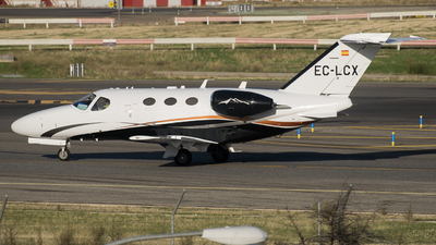 EC-LCX - Cessna 510 Citation Mustang - Aerodynamics Málaga