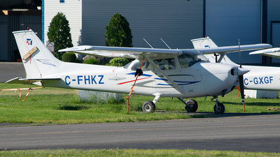 C-FHKZ - Cessna 172M Skyhawk - Richcopter