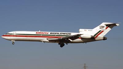 N7642U - Boeing 727-222(F) - Emery Worldwide