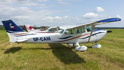 SP-CAM - Cessna R172K Hawk XP II - Private