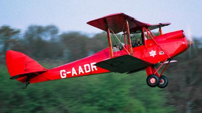 G-AADR - De Havilland DH-60GM Gipsy Moth - Private