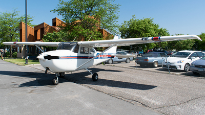N7436G - Cessna 172K Skyhawk - Private