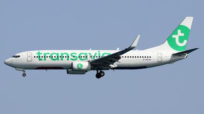 F-HTVI - Boeing 737-8K2 - Transavia France