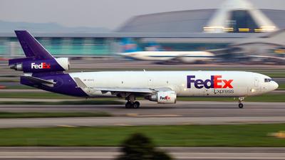 N574FE - McDonnell Douglas MD-11(F) - FedEx