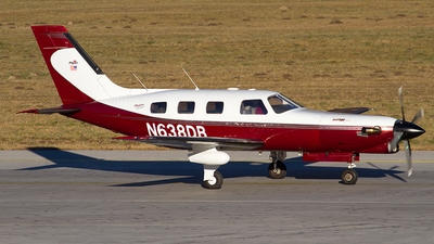 N638DB - Piper PA-46-350P Malibu Mirage/Jetprop DLX - Private