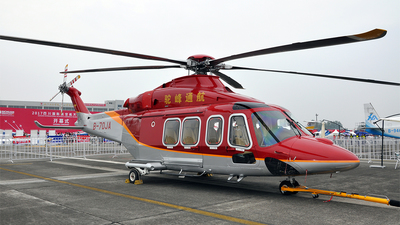 B-70JA - Agusta-Westland AW-139 - Sichuan Tuofeng General Avation Co.LTD