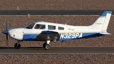 A picture of N329PA - Piper PA28181 -  - © AviaStar Photography