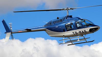 TG-MAG - Bell 206B JetRanger III - Private