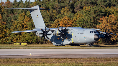 54-21 - Airbus A400M - Germany - Air Force