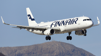 A picture of OHLZI - Airbus A321231 - Finnair - © Manolo Aldana