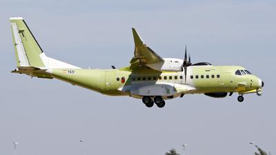 165 - Airbus C295W ASW Persuader - Airbus Industrie