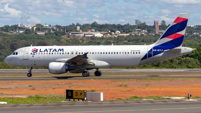 PR-MYJ - Airbus A320-214 - LATAM Airlines