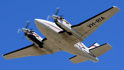 VH-RIA - Beechcraft C90GTi King Air - Private