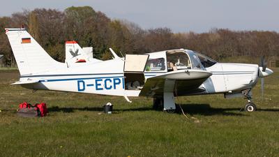 D-ECPD - Piper PA-28R-200 Arrow II - Hanseatischer Flieger Club München