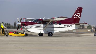 N192KQ - Quest Aircraft Kodiak 100 - Private