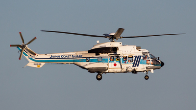 JA6686 - Aérospatiale AS 332L1 Super Puma - Japan - Coast Guard