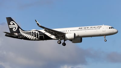 ZK-NND - Airbus A321-271NX - Air New Zealand