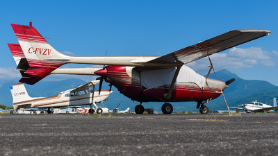 C-FVZV - Cessna T337B Turbo Super Skymaster - Private