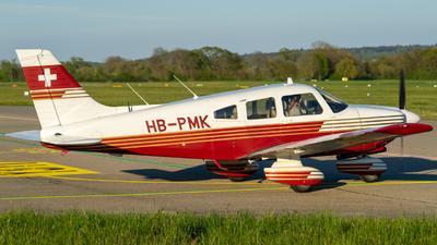 A picture of HBPMK - Piper PA28181 - [2890130] - © Pascal Ackermann