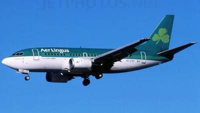 EI-CDF - Boeing 737-548 - Aer Lingus