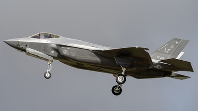12-5057 - Lockheed Martin F-35A Lightning II - United States - US Air Force (USAF)