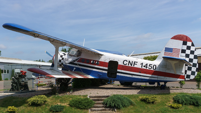 SP-CNF - PZL Mielec An-2T - Private