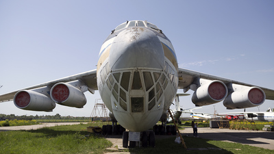UR-UCI - Ilyushin IL-76MD - Ukrainian Cargo Airways (UCA)