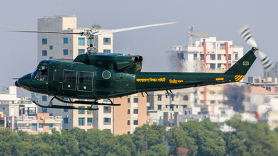 BH797 - Bell 212 - Bangladesh - Air Force