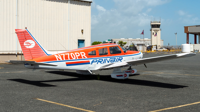 A picture of N770PR - Piper PA28161 - [287816510] - © Miguel Rodriguez Puerto Rico Spotter