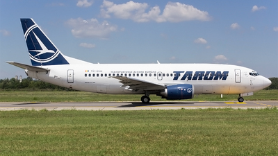 A picture of YRBGD - Boeing 73738J - Tarom - © Mihai Cioponea