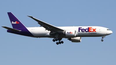 N855FD - Boeing 777-FS2 - FedEx