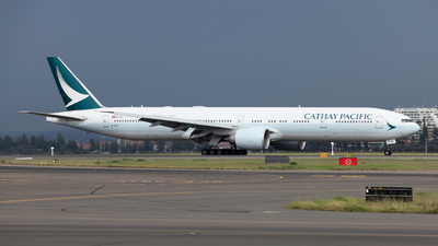 B-KQF - Boeing 777-367ER - Cathay Pacific Airways