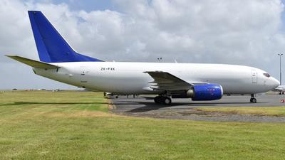 ZK-FXK - Boeing 737-36E - Airwork New Zealand