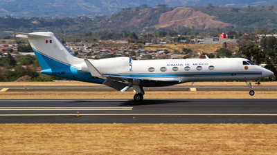XC-LMF - Gulfstream G450 - Mexico - Navy