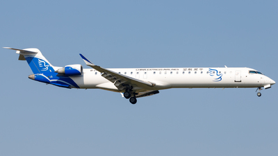 B-3142 - Bombardier CRJ-900LR - China Express Airlines