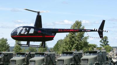 ES-TOP - Robinson R44 Raven II - Private